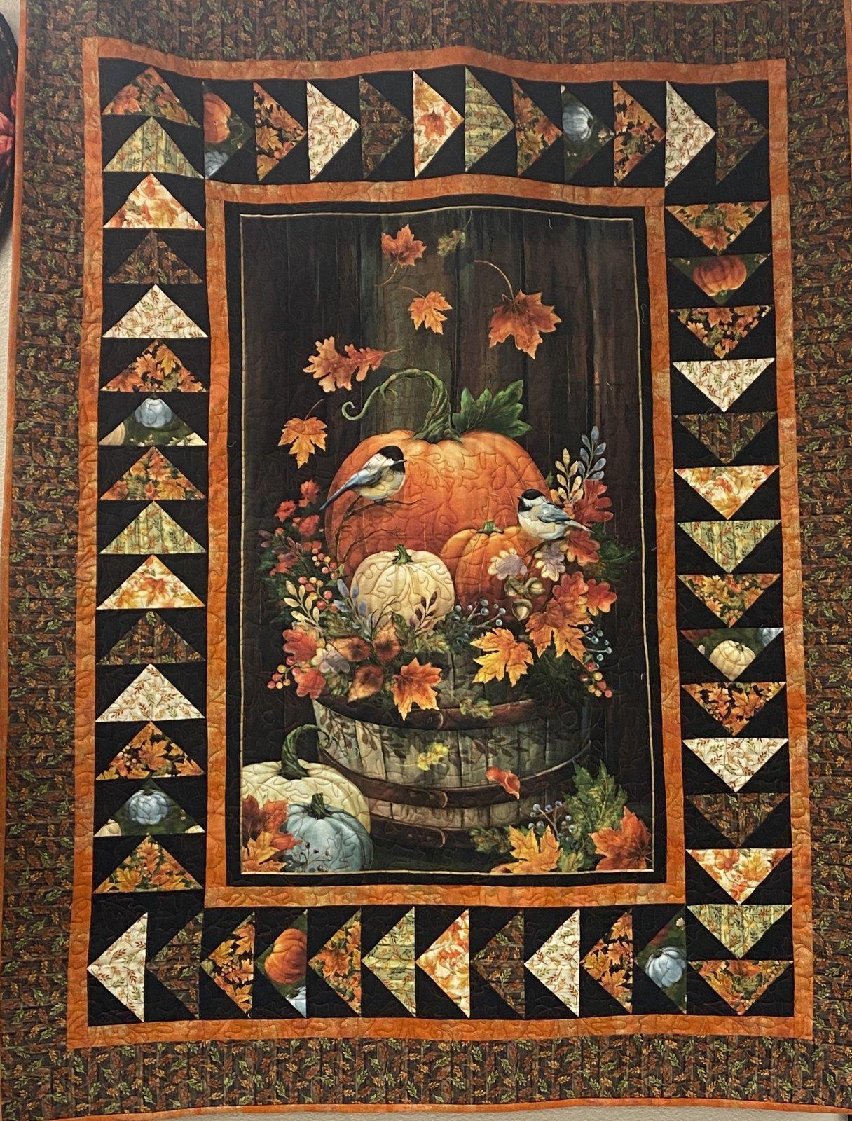 KIT Harvest Elegance Quilt