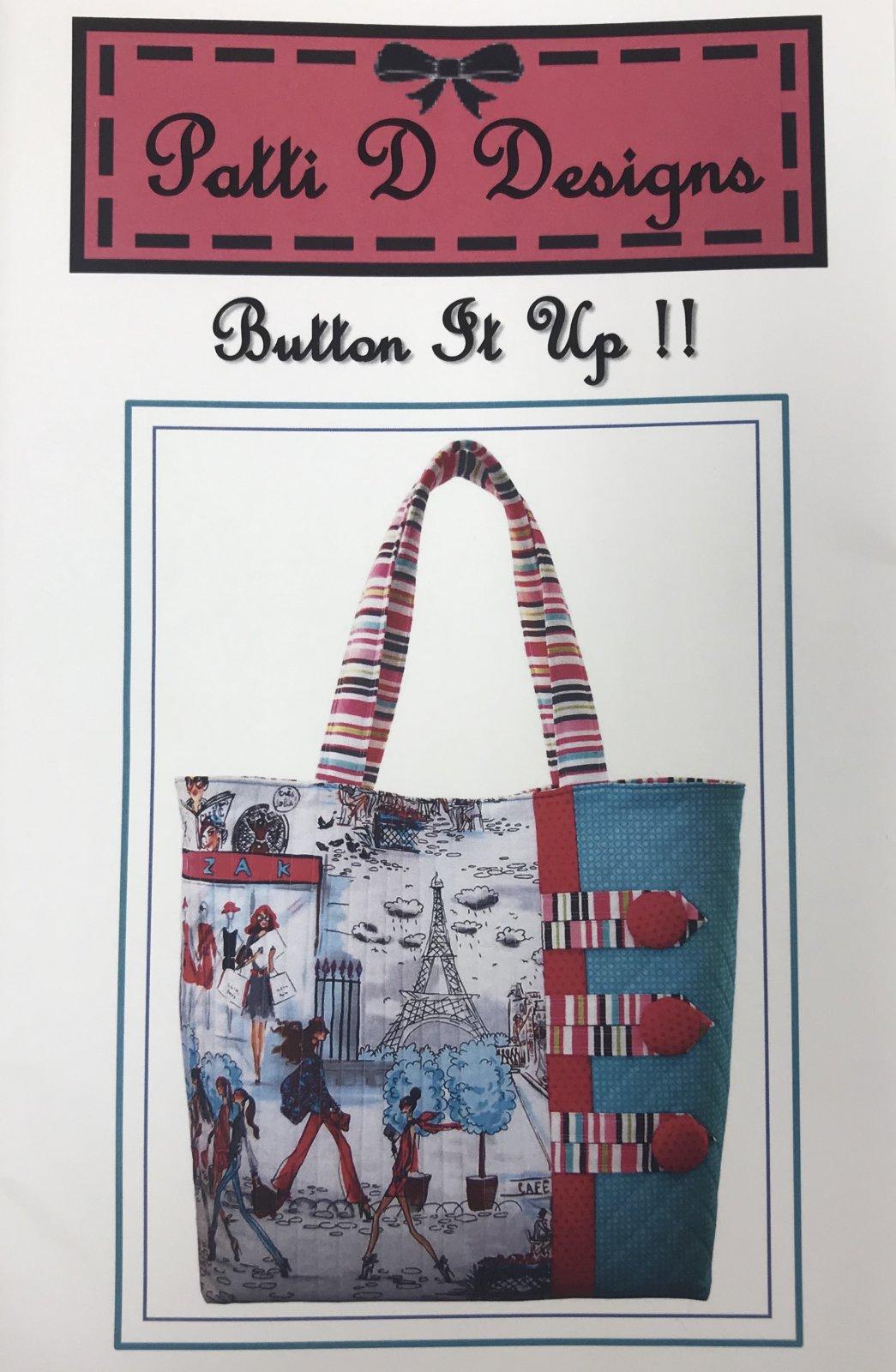 Pattern Patti D Designs Button It Up