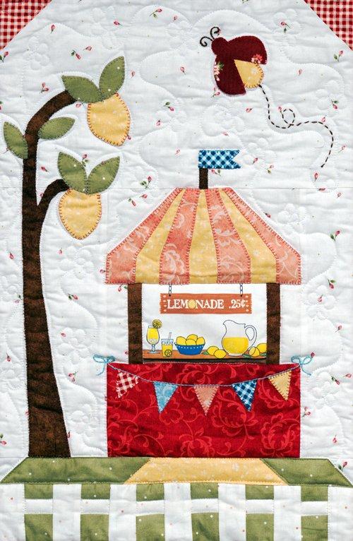 Summer Fun #1 Lemon Twist & Farbic Sheet