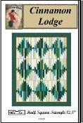 Cinnamon Lodge Bloc_loc Pattern