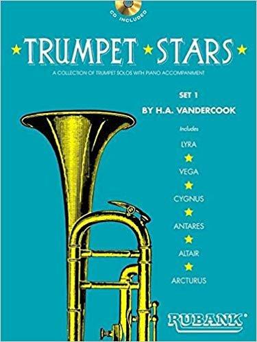Trumpet Stars Set 1