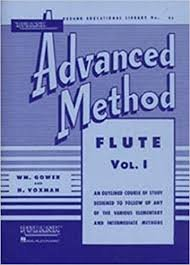Rubank Advanced Method Vol. I