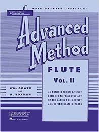 Rubank Advanced Method Vol. II