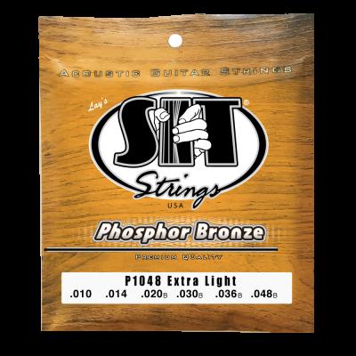 SIT Phosphor Bronze Acoustic Guitar Strings