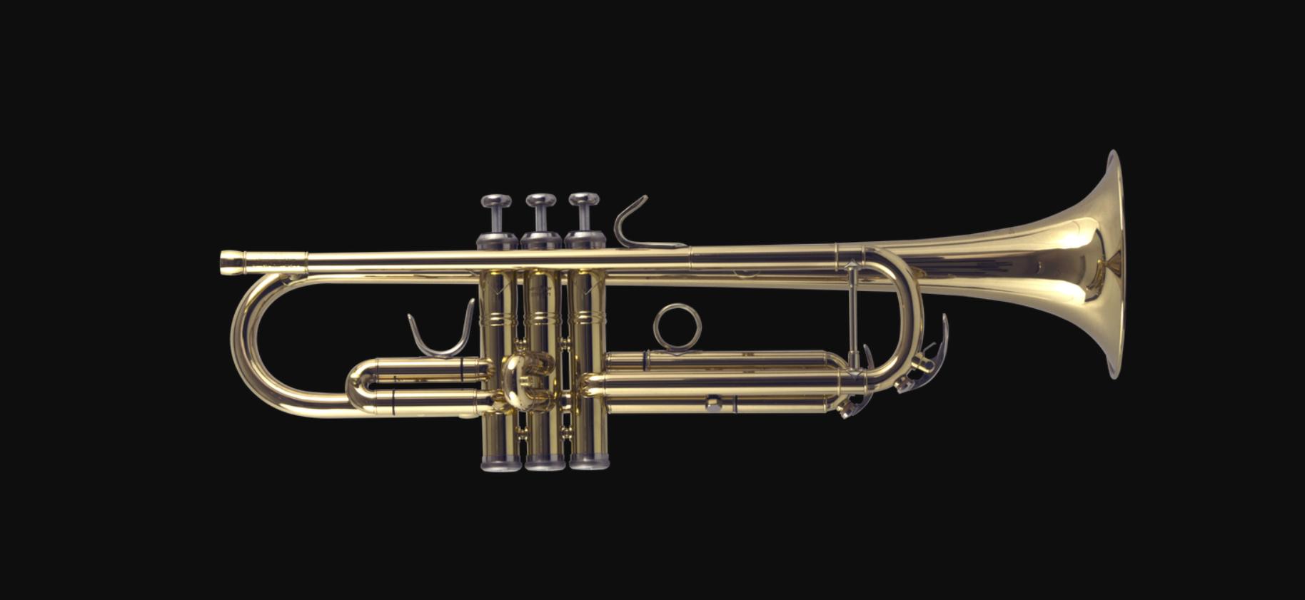 John Packer JP251SW Trumpet