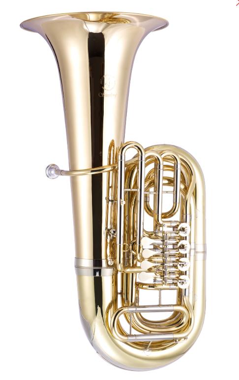 John Packer JP397BB 4 Rotor Tuba