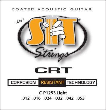 SIT Strings C-P1253 Light CRT Phospher Bronze Guitar Strings