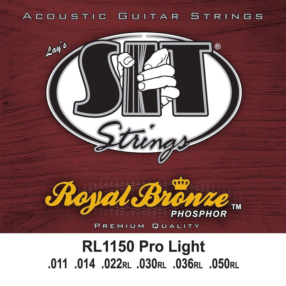 SIT Royal Bronze Acoustic Guitar Strings