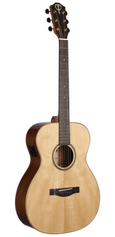Teton STG170ENT Grand Concert Electric/Acoustic Guitar