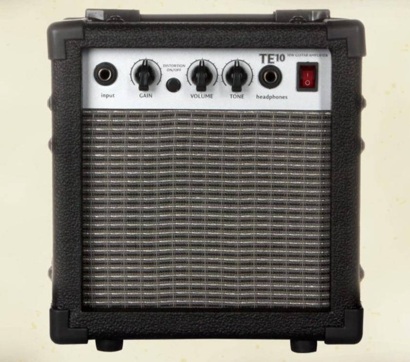 Teton TE10 Practice Amp