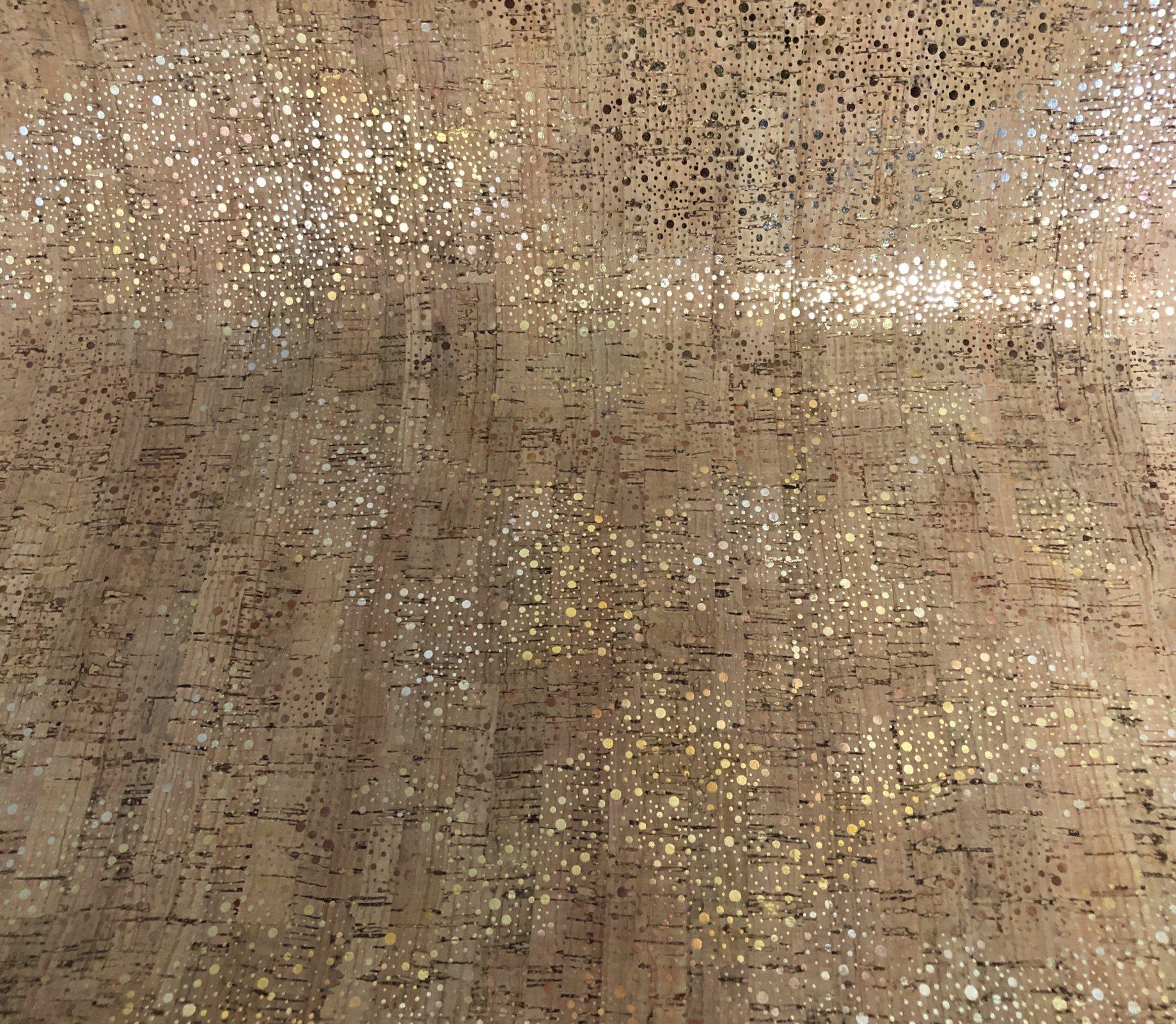 Cork (Shimmer) 50950CM-2 - 18 x 22 inch piece