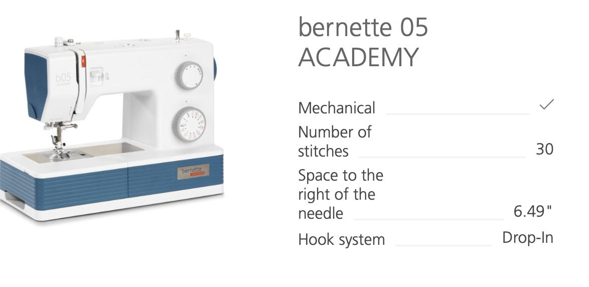 Bernette 05 Academy