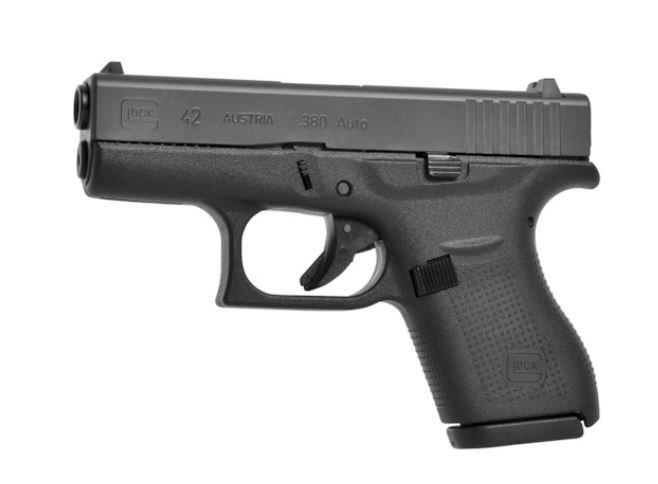 Glock 42 .380Auto