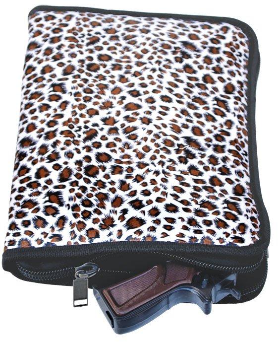 Gun Pouch Leopard