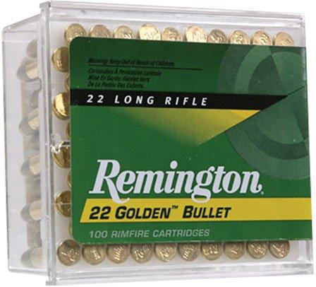 Remington 22 long rifle 100rnds