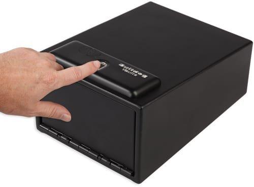 Bulldog Magnum Pistol Vault Biometric