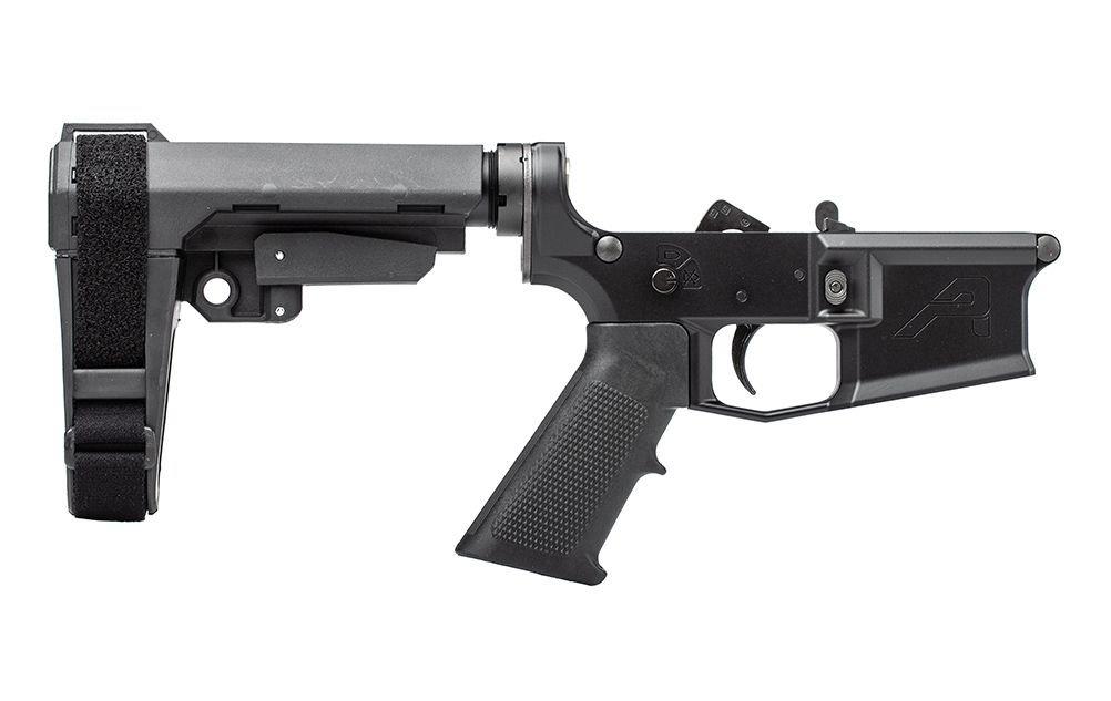 Aero Precision M4E1 Complete Pistol Lower