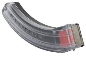 Ruger BX-25 Clear 25rd. Magazine