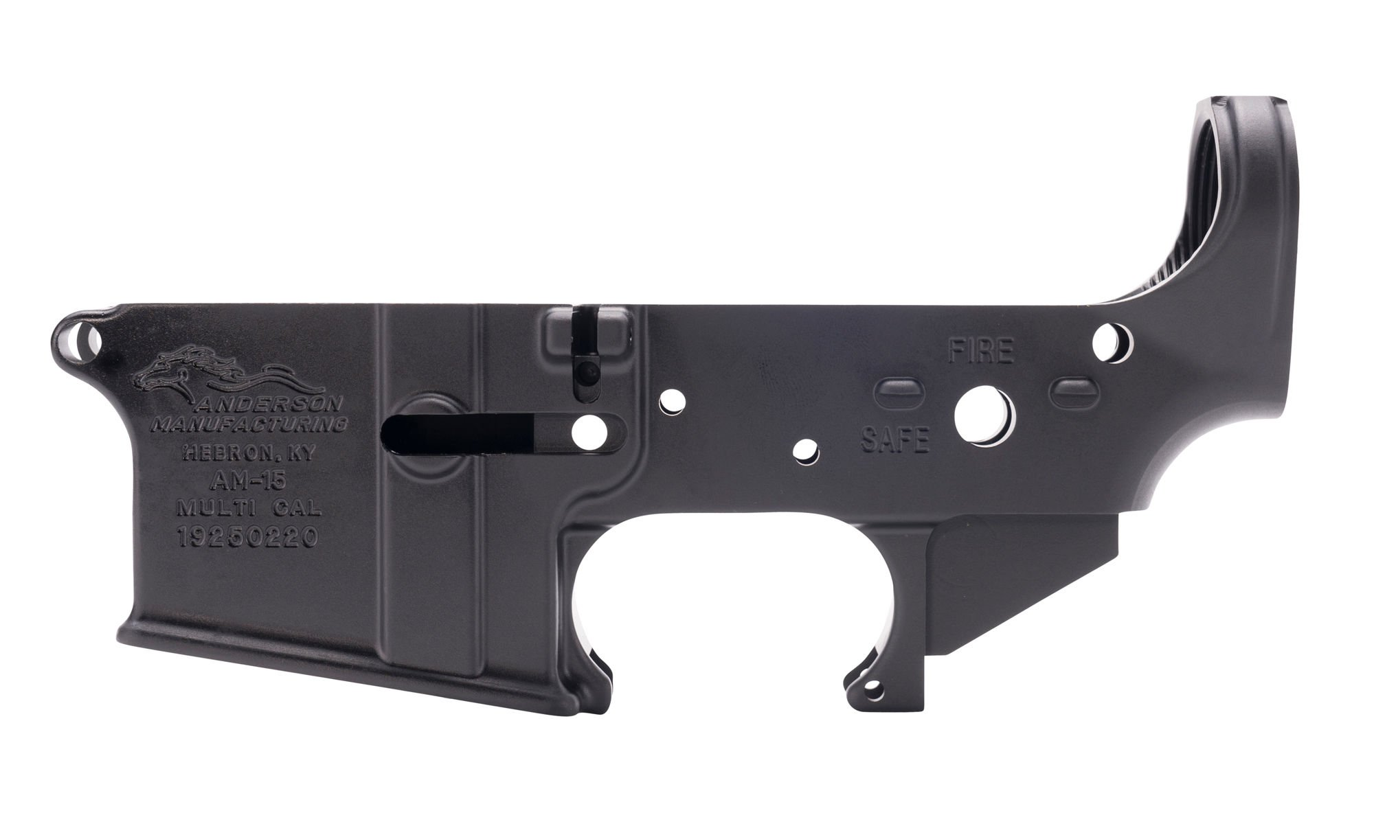 Anderson Mfg. Stripped Lower