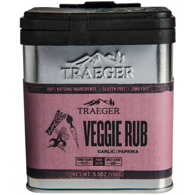 Traeger Veggie Rub