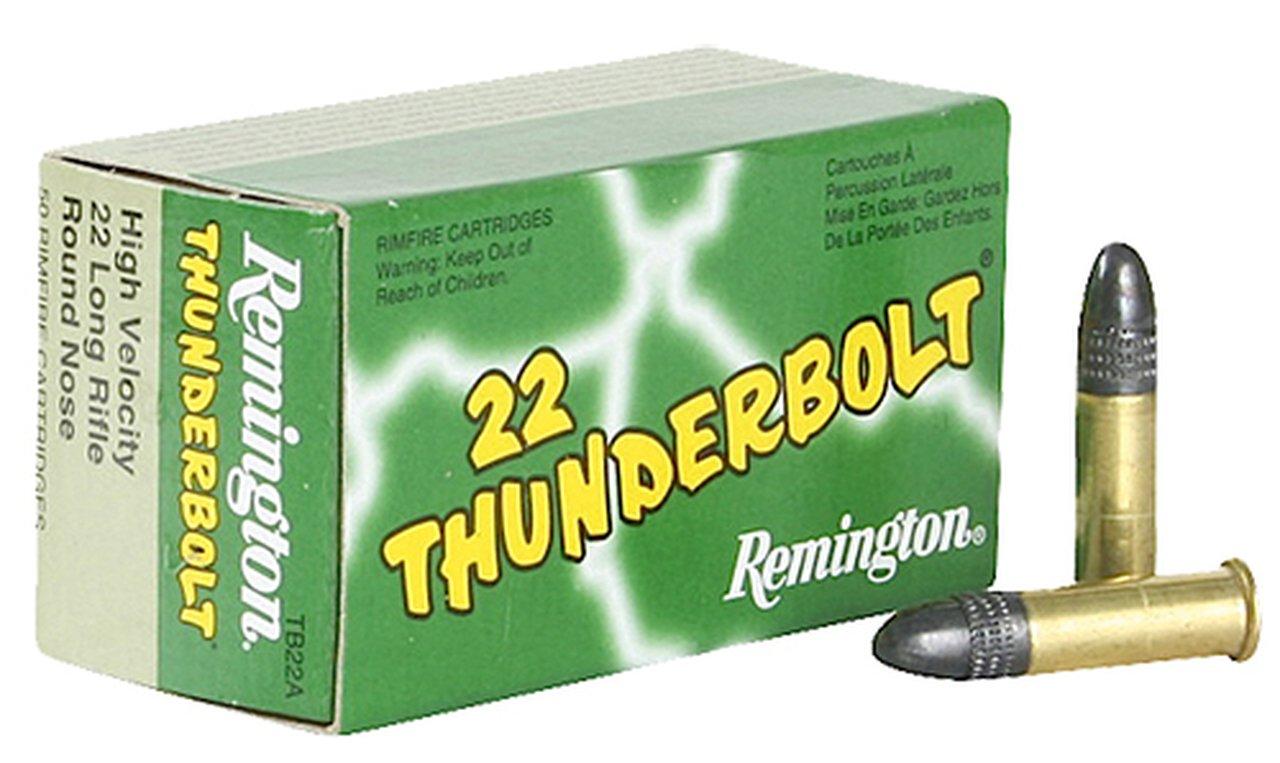 Remington Thunderbolt 22lr. 500 Rnd.