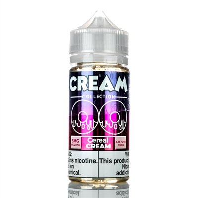 Cream Collection Cereal Cream 100mL