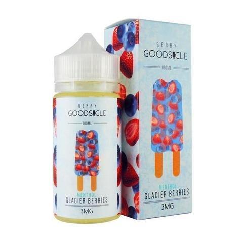 Berry Goodsicle Menthol Glacier Berries