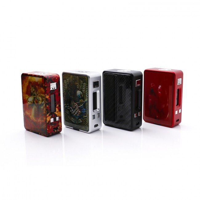 HCIGAR VTinbox Squonk DNA75 Kit