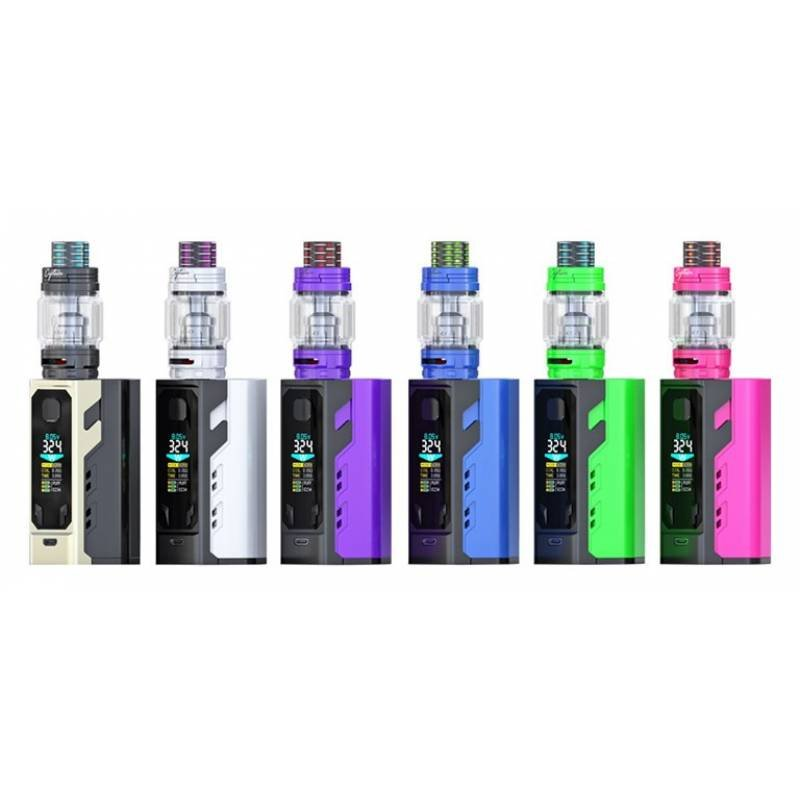 iJoy Captain X3 324W TC Starter Kit w/ Captain X3 Tank (Batteries Included)