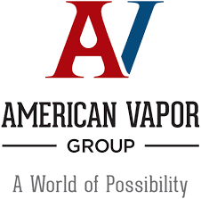 American Vapor Group Morley Red