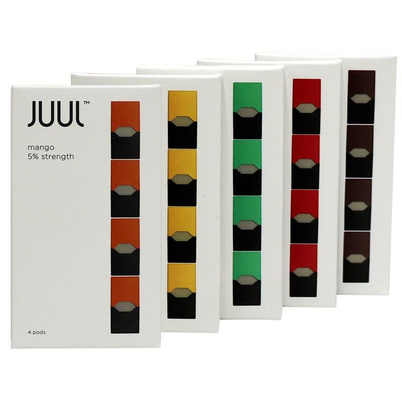 Juul Replacement Flavor Pods