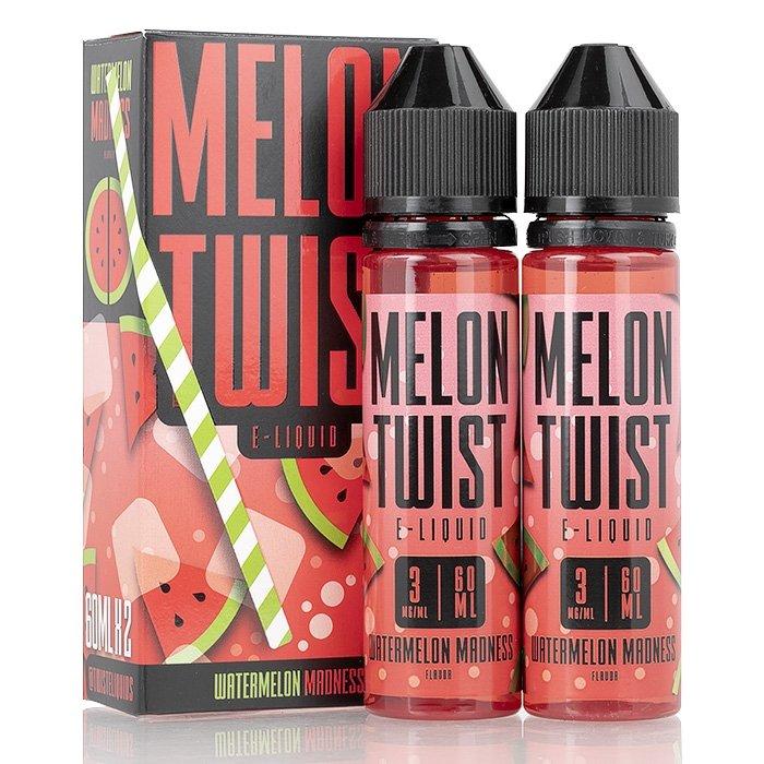 Melon Twist Watermelon Madness 60mL