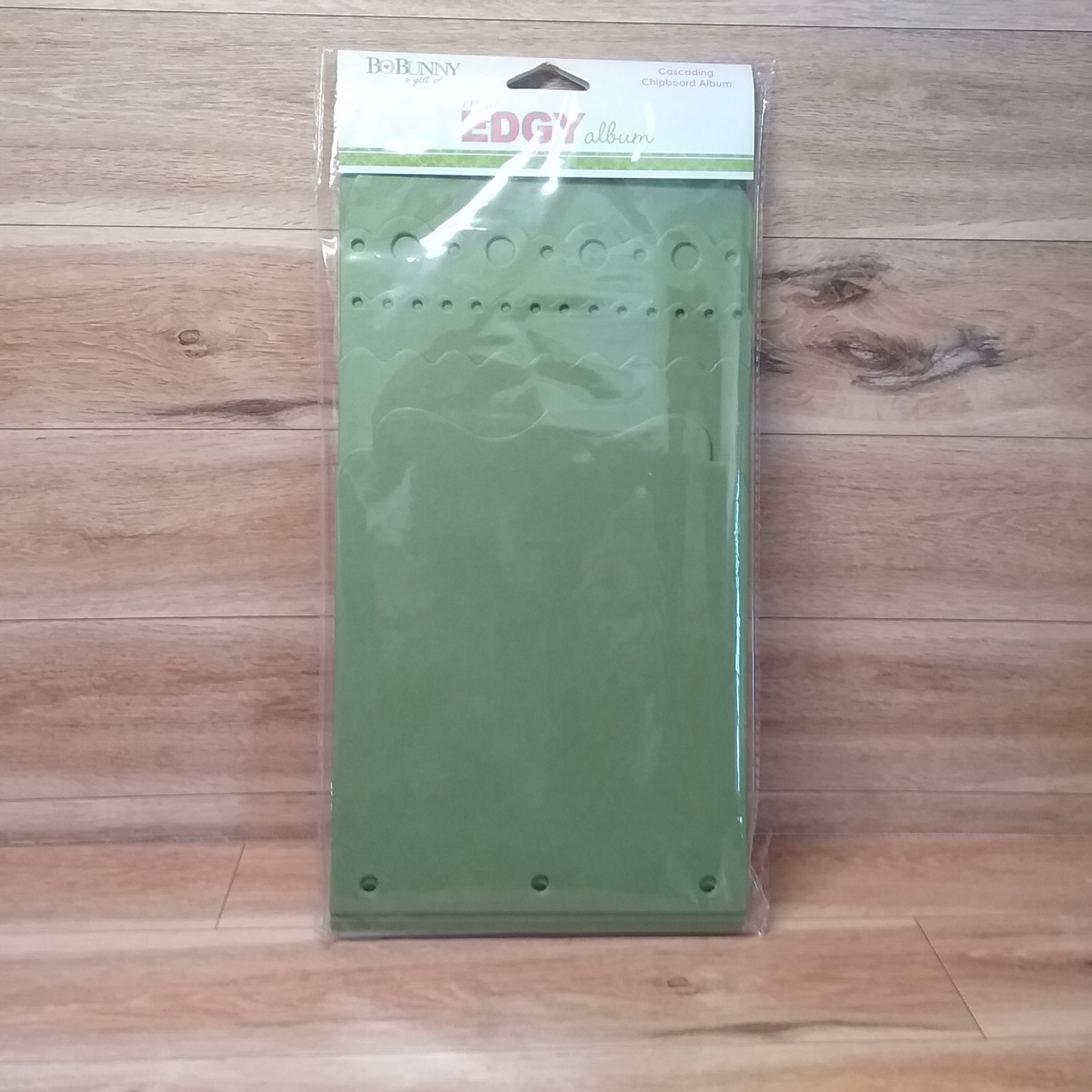 boBunny my edgy album - Green