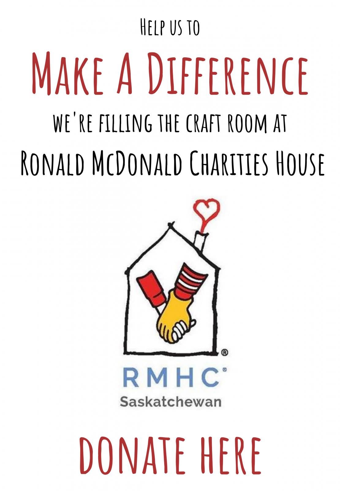 RMHC Donation