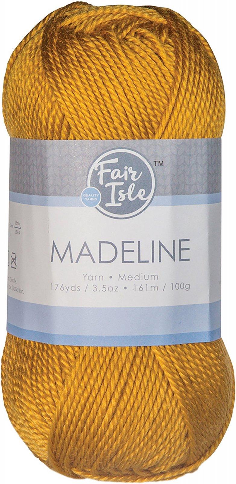 Fair Isle - Madeline - Honey