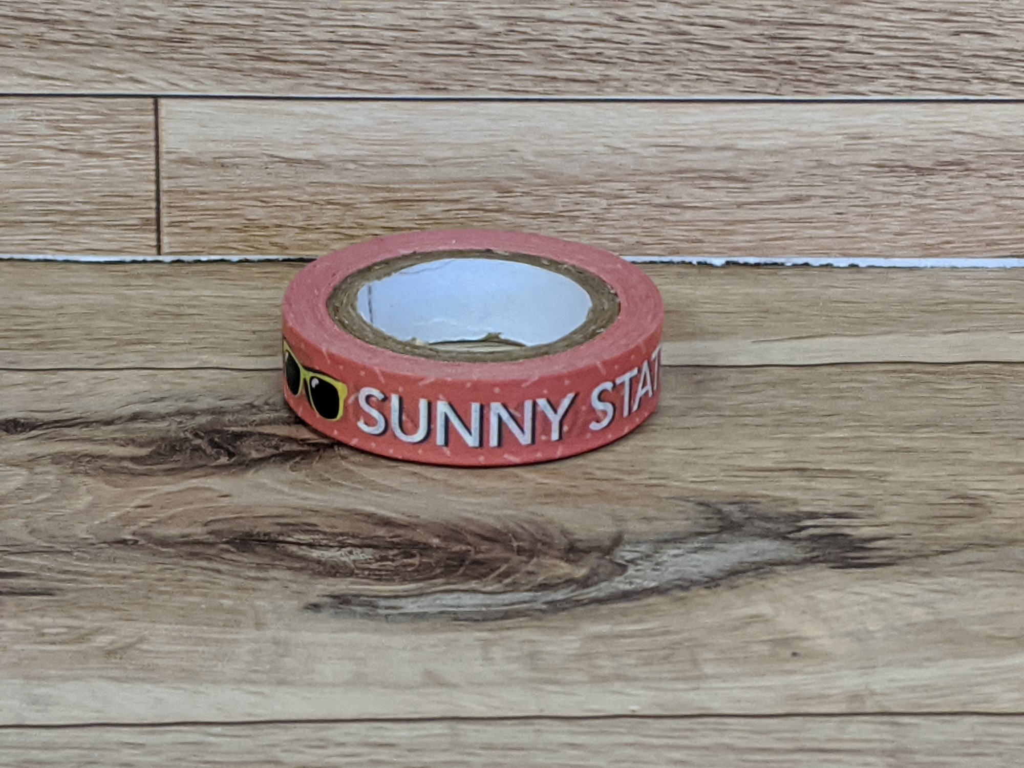 Washi Crafting Tape - Sunny State of Mind