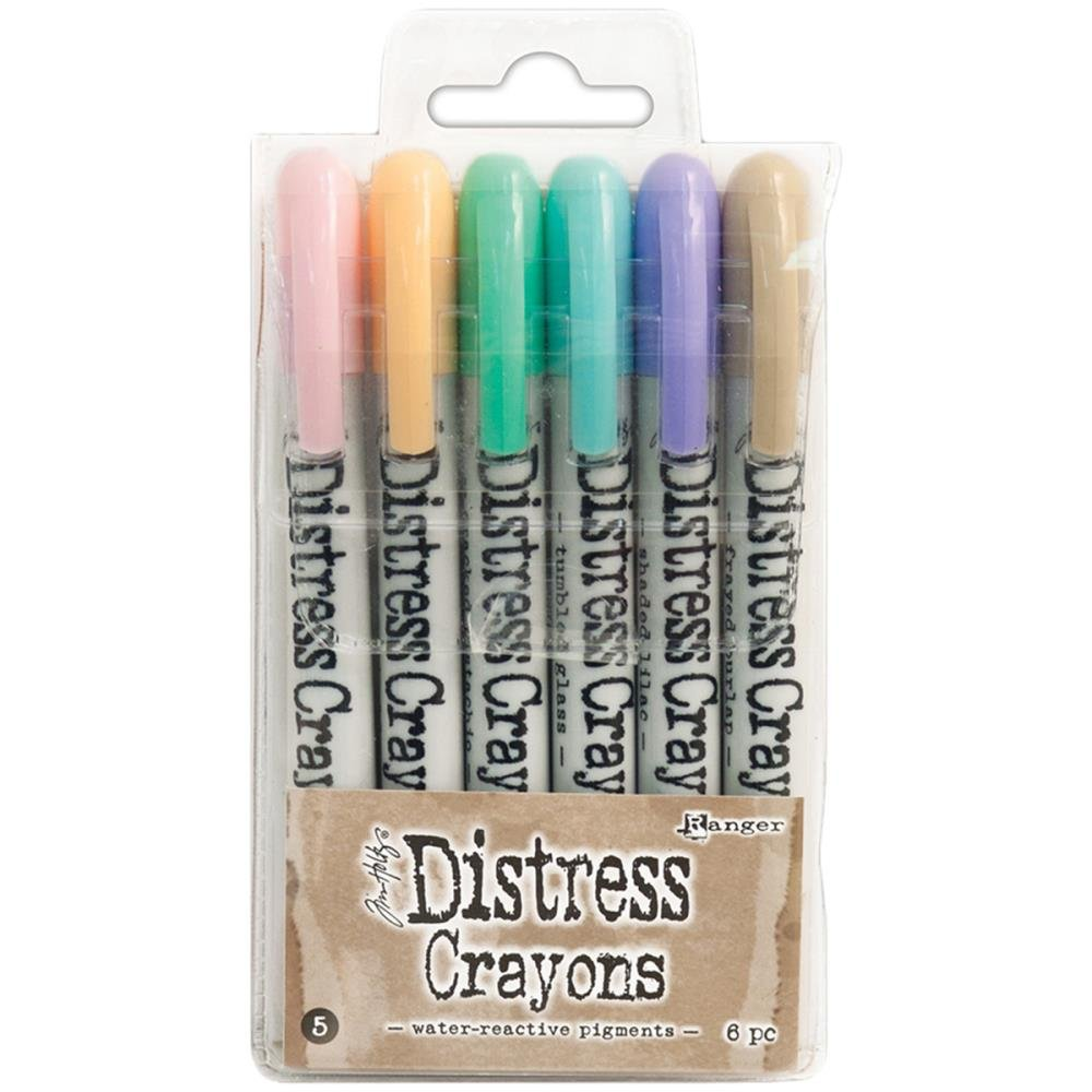 Tim Holtz Distress Crayon #5