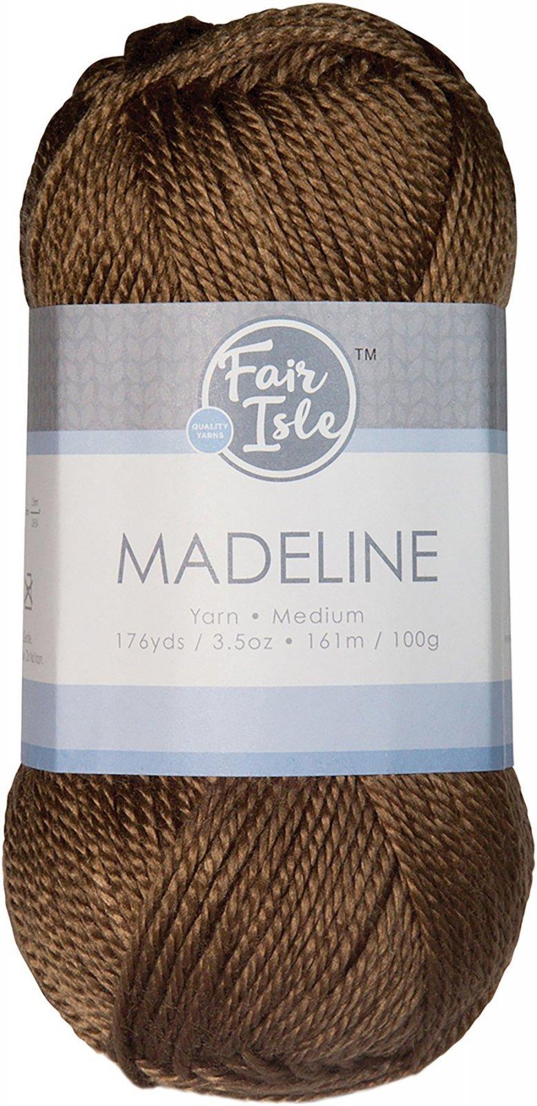 Fair Isle - Madeline - Walnut