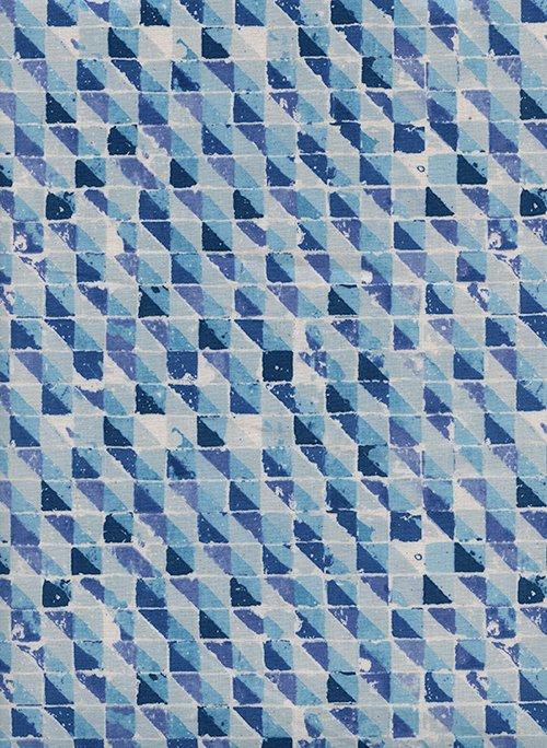 Freshly Picked - Terrace - Blue
