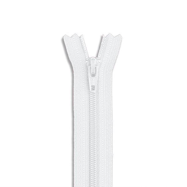 YKK Non Separating - 12in/30cm - Grey/Black