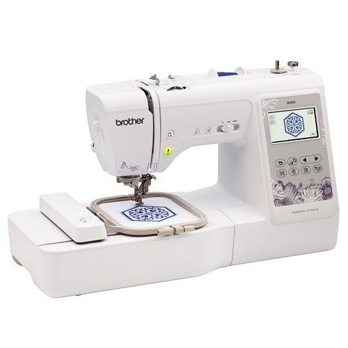 BROTHER - SE600 Sewing/Quilting/Embroidery Machine