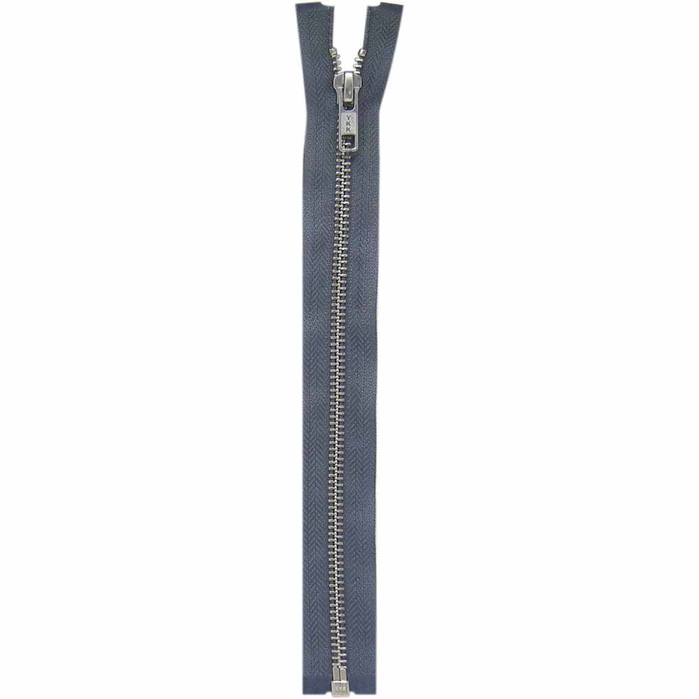 COSTUMAKERS One Way Separating Zipper - 34in/85cm - Rail