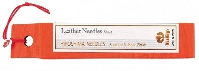 HIROSHIMA - Leather Needles - Short