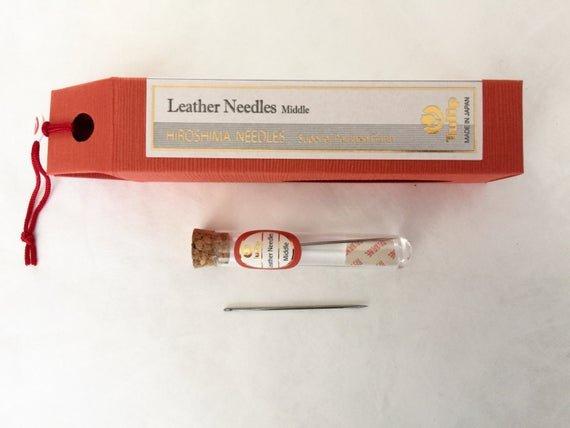 HIROSHIMA - Leather Needles - Middle