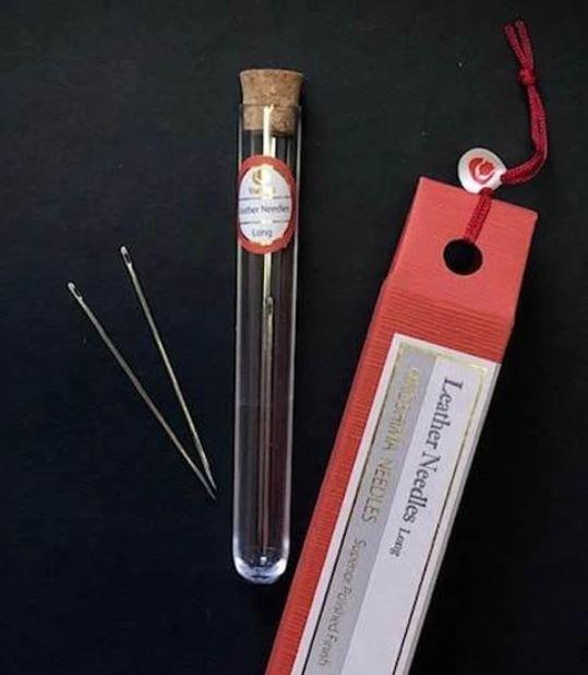 HIROSHIMA - Leather Needles - Long