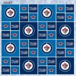NHL Hockey - Winnipeg Jets - 1pc - 0.58m/23in