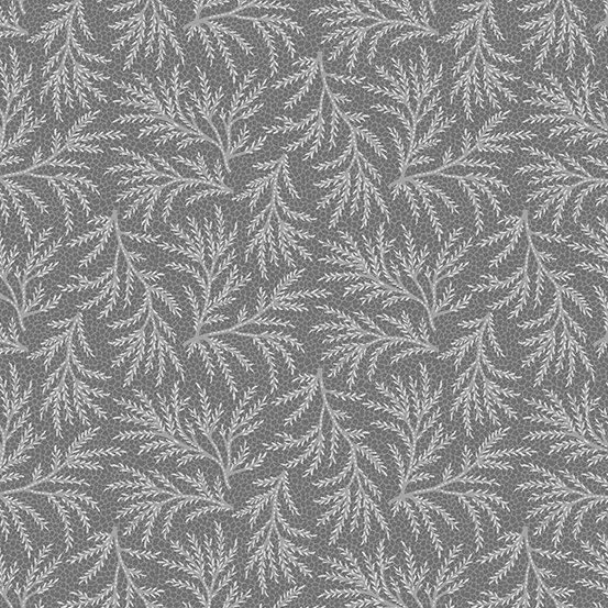 Willow - Fern - Grey - 1pc - 1.18m/47in