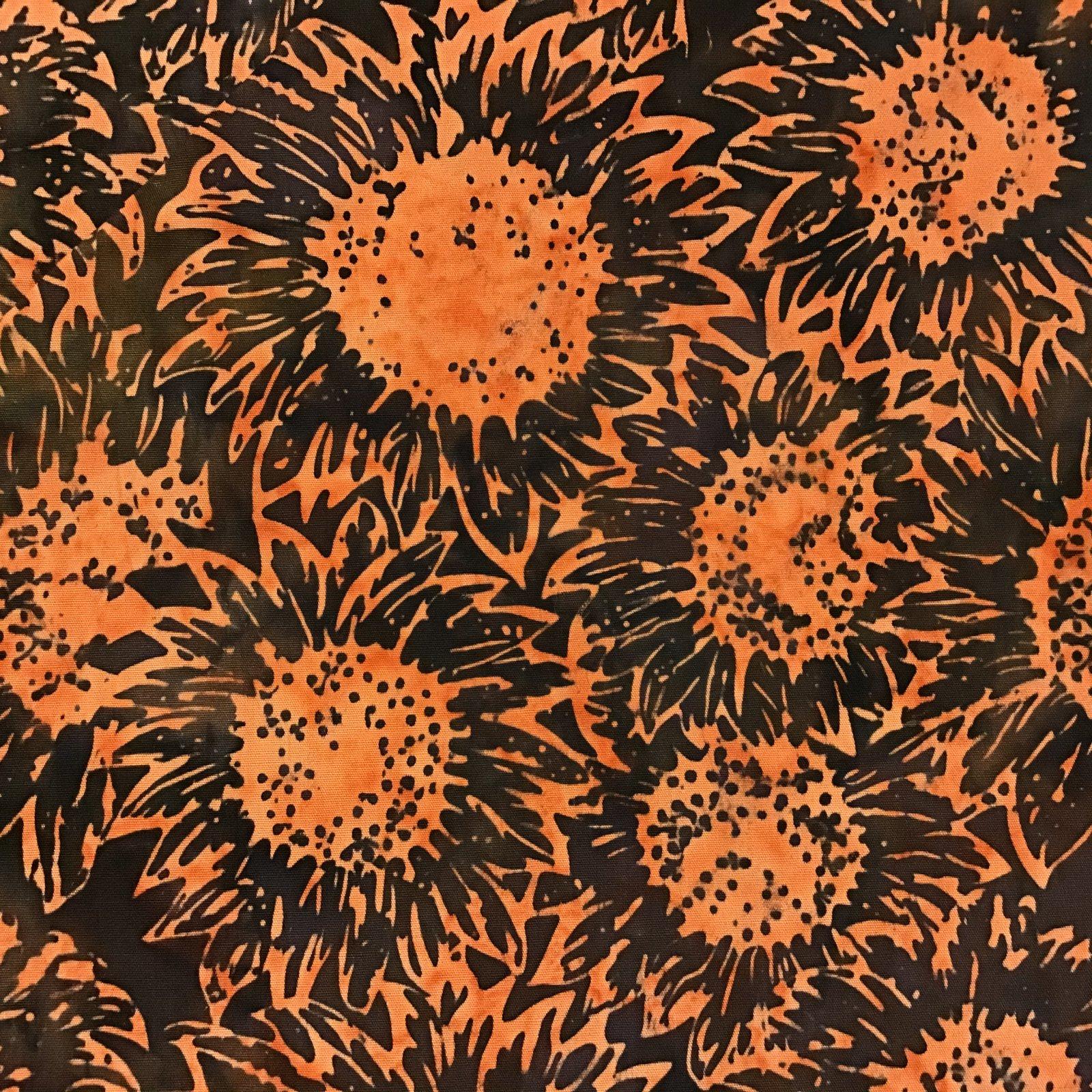 Batik - Indigenous Blanket - Aragon IB-4-1786 - 1pc - 1.09m/43in