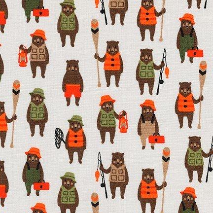 Andie's Minis - Bears - Adventure