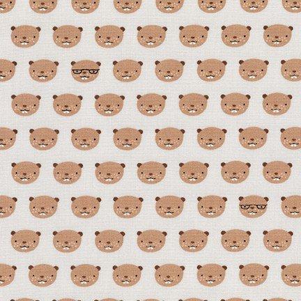 Andie's Minis - Beaver Heads - Grey